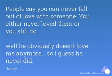 He Never Loved Me Quotes