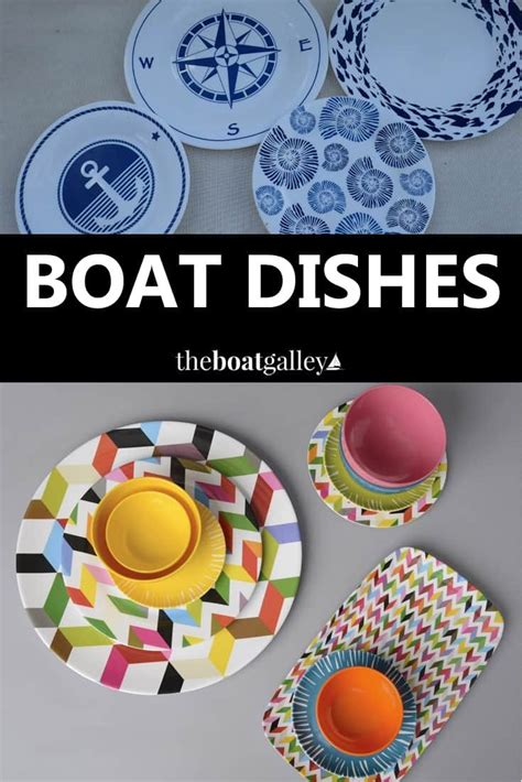boat dishes unbreakable theboatgalley galley dinnerware glass