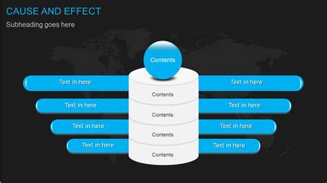 effect diagram powerpoint