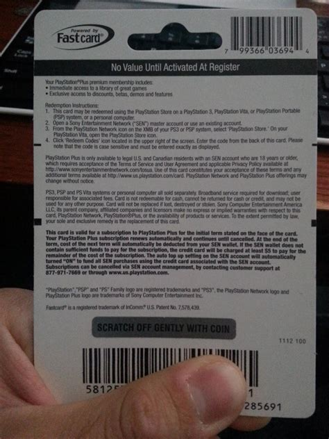 month playstation  card   paypal trading