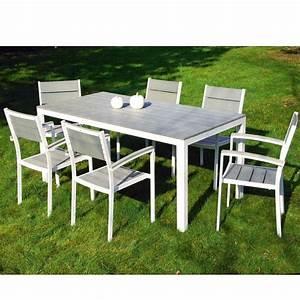Table De Jardin Pvc. table de jardin en pvc anthracite 138x78x72 cm ...