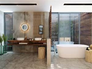 Freistehende Badewanne Holz : luxus badezimmer einrichten 5 inspirierende luxusb der ~ Yasmunasinghe.com Haus und Dekorationen