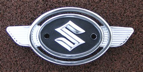 Emblems For 1966 88 Classic Suzuki Motorcycles