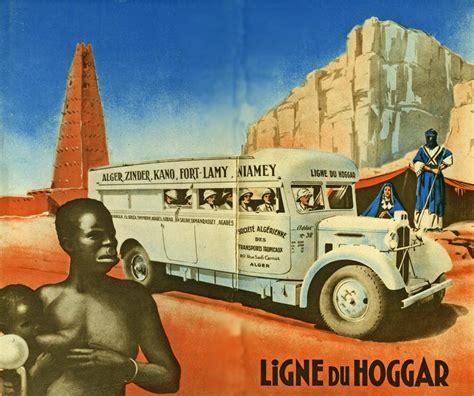renault algerie camions des sables les voies de communication au sahara