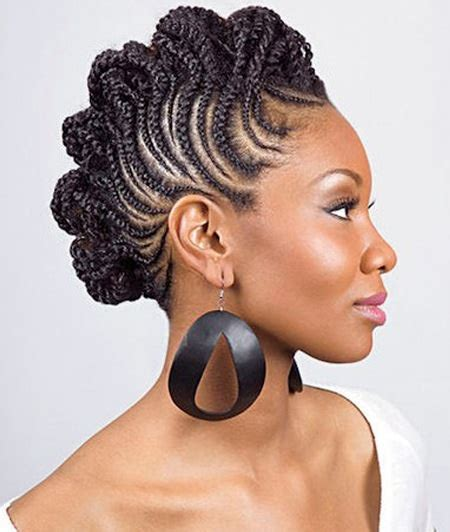 20 natural braided hairstyles