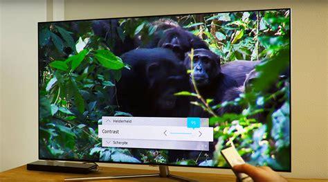 samsung qeqf televisie review consumentenbond
