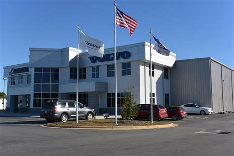 volvo north carolina headquarters in 2015 advantage truck center was ranked the 44th