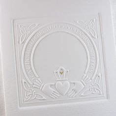embossed wedding cards images wedding cards