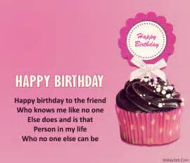 birthday wishes for best friend quotes on images