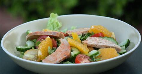 comment cuisiner le foie de lotte salade au foie de lotte ma p 39 tite cuisine