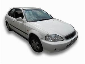 Repossessed Honda Civic 150 Spreeline 2000 On Auction