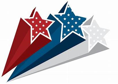 4th Stars July Usa Clipart Transparent Clip
