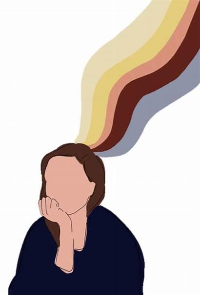 Overthinking Overthink Yes Thinking Science Discovery Mind
