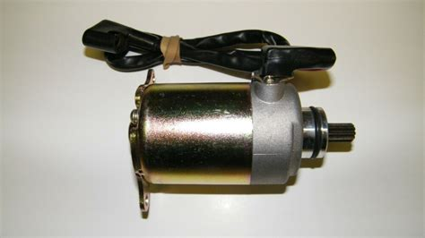 Scooter Starter Gy6 150cc Gy6 150cc Chinese Starter Motor