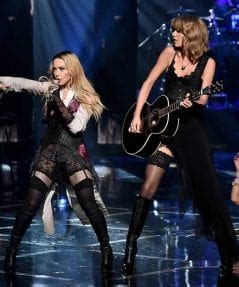 Radar: Taylor Swift and Madonna's Rocking Performance