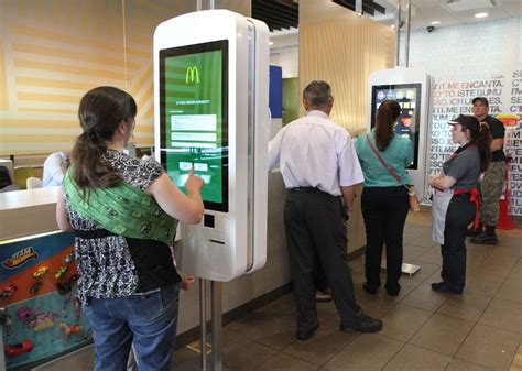 McDonald's testing kiosks at Wesley Chapel restaurant ...