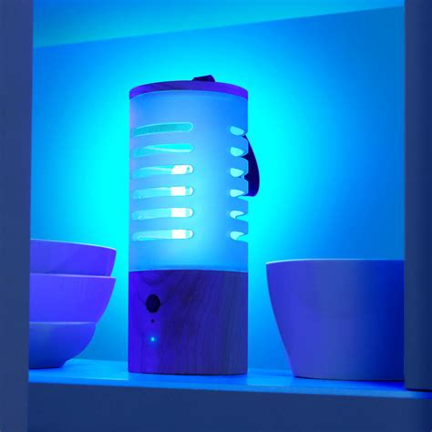 Far Sterilization UVC LED Light With 800MAH Lithium