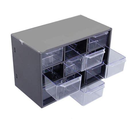 small plastic storage cabinet filing storage shelves plastic 9 lattice portable mini