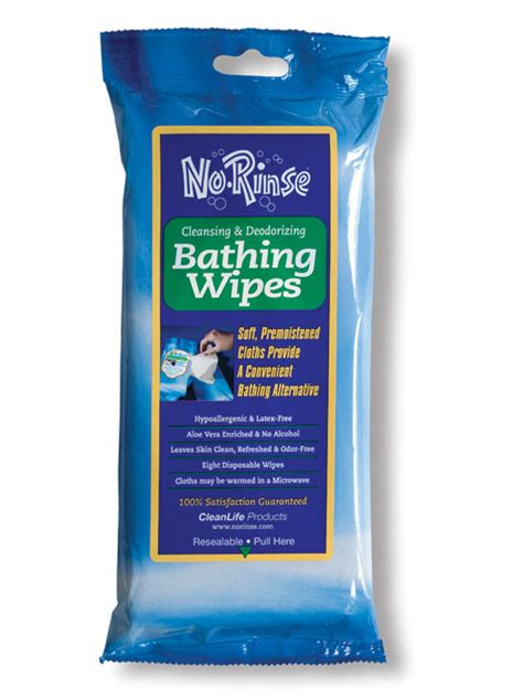 rinse bathing wipes bath wipes  personal care