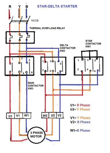 delta starter electrical notes articles