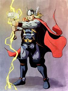 Thor (Marvel VS Capcom)