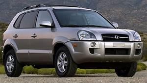 2006 Hyundai Tucson - Overview