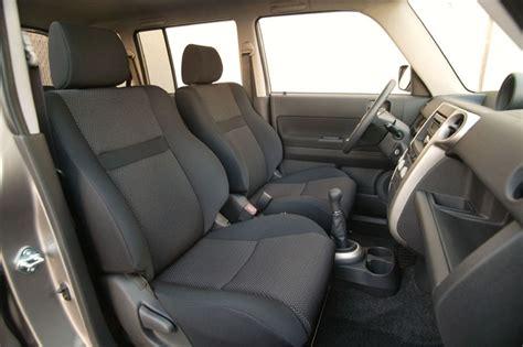 scion xb interior picture pic image