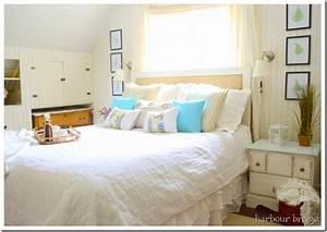 Beach Cottage Bedroom Makeover!   DIY