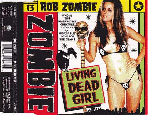 Living Dead Girl (cd) At Discogs
