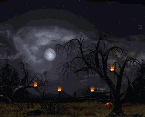 Halloween Animated Desktop  Free Best Hd Wallpapers