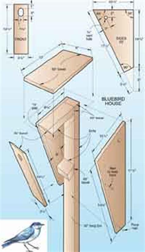 bird house  bird feeder woodcraft plans  allcraftsnet