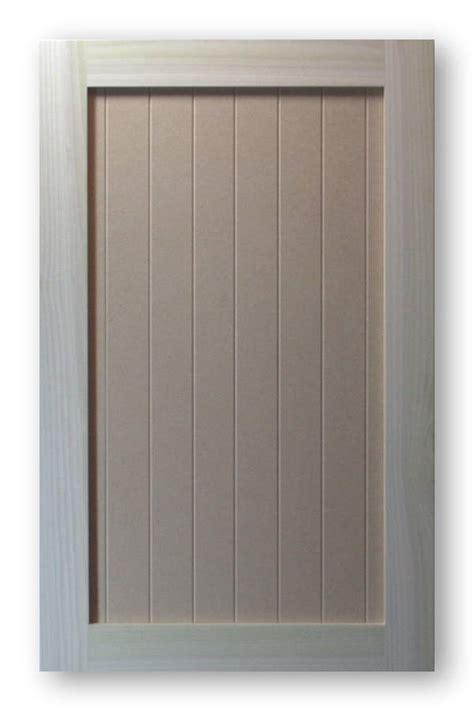 custom size cabinet doors shaker vee groove cabinet door poplar frame mdf panel 2
