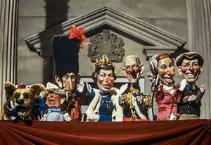 the spitting image puppets that never made it