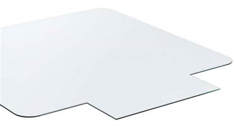 Glass Chair Mat Vitrazza by Glass Office Chair Mats Never Dent Mats By Vitrazza