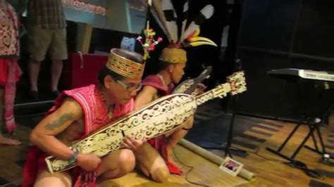 Recorder suling recorder alat musik tiup lazada. Alat Musik Dayak Sape iringi Pelantikan Pengurus Forum Dayak Kalimantan Barat Jakarta (FDKJ ...