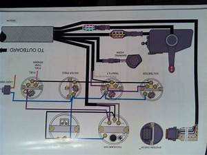 I Have A 2008 90hp Etec And Need Schematic For Gauges Kev