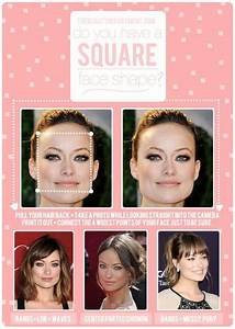How to Apply Blush on Square Faces - Fashion & Trend