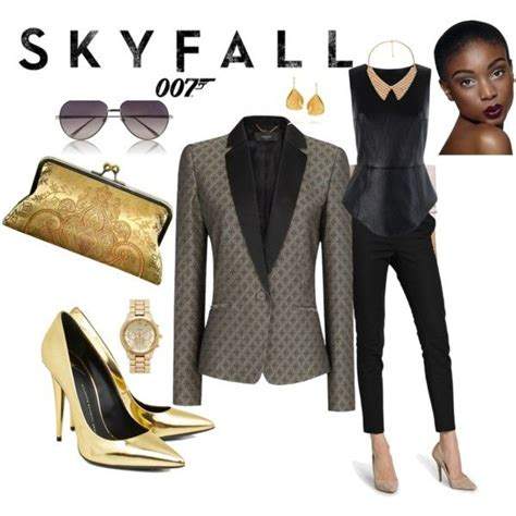 Bond Girl | Womenu0026#39;s Outfit Inspiration | Pinterest | Bond ...