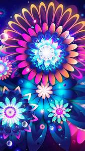 Blue color flowers iPhone 6 Wallpapers.jpg 750×1,334 ...