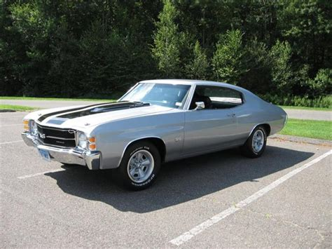 chevrolet chevelle ss woodbury ct united states