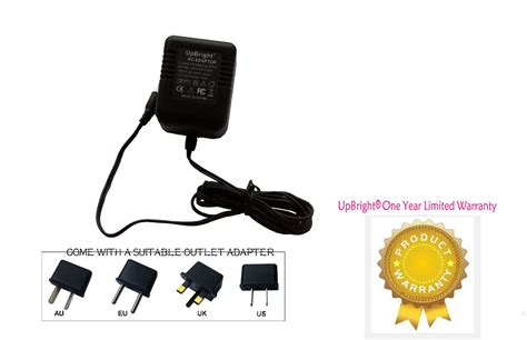 Upbright New Ac Ac Adapter For The Basement Watchdog