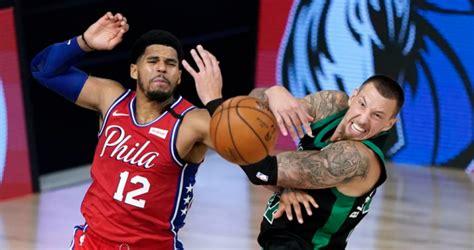 Boston Celtics vs. Philadelphia 76ers Game 3 NBA Playoffs ...