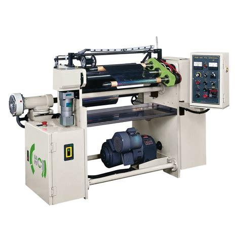 aluminum foil rewinding machinefde hci converting equipment