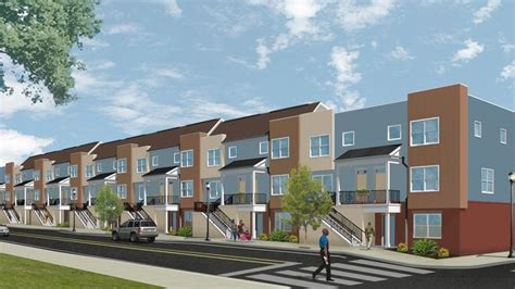 Groundbreaking For m Germantown Apartment Complex