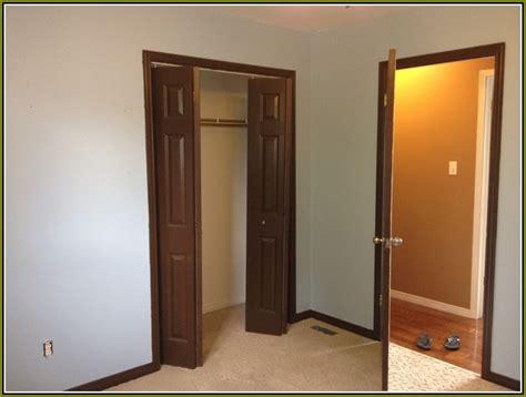 bypass closet doors home design ideas