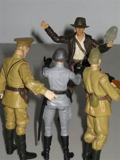 Indiana Jones Crystal Skull Kingdom Figure Figures