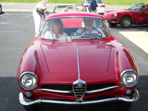 Who Owns Alfa Romeo by My Dads Car Was A 1961 Alfa Romeo Sprint Speciale