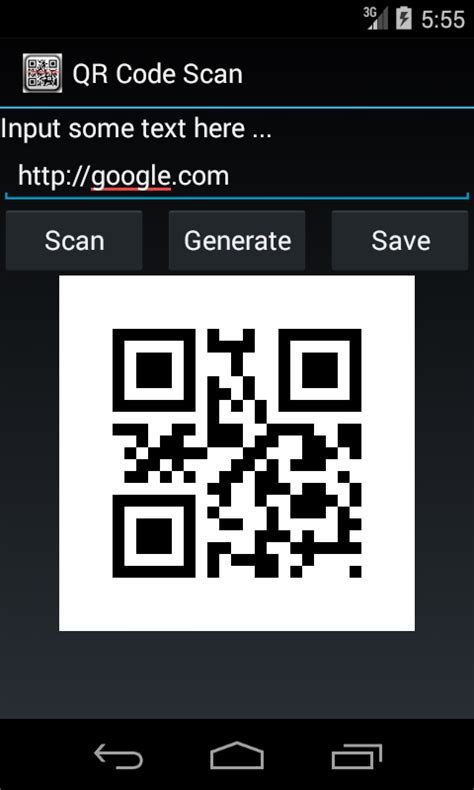 qr code reader amazoncouk appstore  android