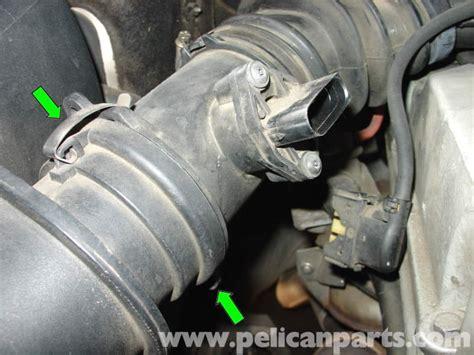 mercedes benz  maf sensor replacement