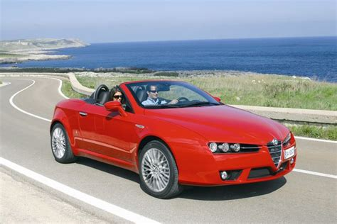 Alfa Romeo Spider Review by Review Alfa Romeo Mk 2 Spider 2006 11